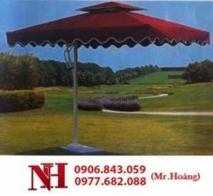 Dù che nắng dành cho sân golf, khu nghỉ dưỡng