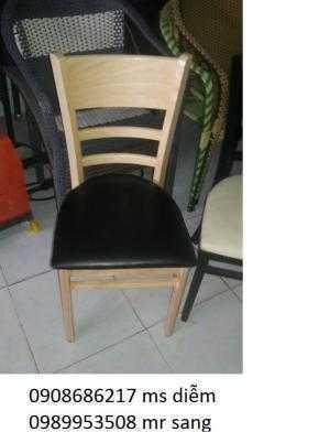 Ghế gỗ cafe hgh0047