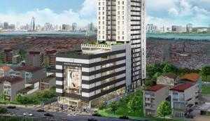 Căn hộ Saigon Plaza Tower, Căn hộ chung cư Quận 7