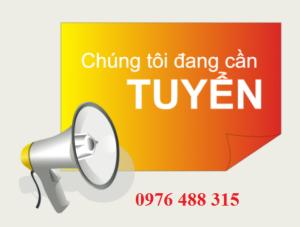 Cần tuyển gấp 2 nhân viên bán hàng ca đêm tại siêu thị Aone Bình Tân