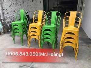 Thanh lý lô ghế nhựa Tulix giá rẻ