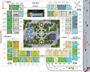Tổng hợp các Căn Eco Green City  Nguyễn Xiển 2-3PN đầy đủ nội thất