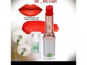 Son Tns The New Skin Ampoule Lipstick ( Đỏ Cam )