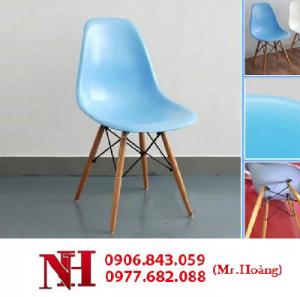Phân phối ghế cà phê chân gỗ nhiều màu sắc