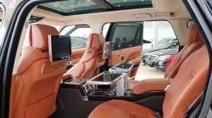 Range Rover SV Autobiography phiên bản 2 màu xe thương mại mới