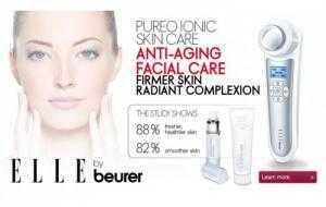 Máy Massage da mặt, chống lão hóa Beurer FCE90