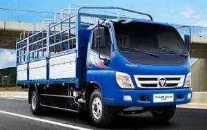 Xe tải Ollin Tải trọng 2.4 - 9.5 Tấn - Chất lượng tốt, giá cả phù hợp
