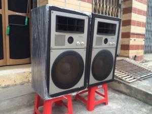 Loa Technics SB-660, 50w, Bass 30, 2 crossover