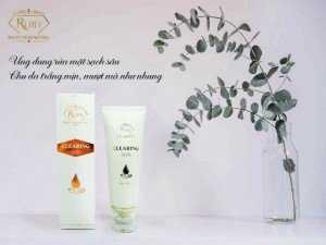 Sữa rửa mặt CLEARING SKIN WASH cho bạn làn da sạch mịn. Tư vấn: 0938085370 Mỹ Kim (24/24)