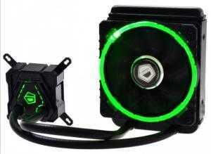 Tản nhiệt nước cpu ID Cooling Icekimo Circle Green Led - High Performance Watercooling Kit
