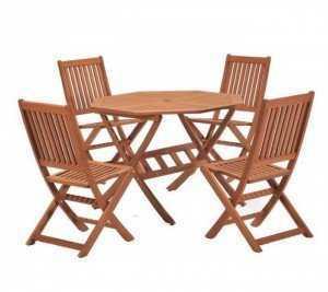 Bàn ghế xếp cafe sân vườn ngoài trời cao cấp