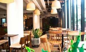 Ghế cafe được chuỗi The Coffee House tin dùng