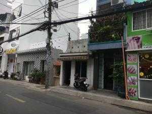 Nhà góc 2MT 13E Hồ Hảo Hớn, P. Cô Giang, Quận 1. Gía 10.8 tỷ.