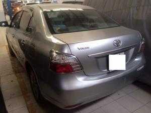 Toyota Vios G - Màu Bạc - 2010