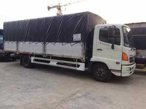 Xe tải Hino 6,4 tấn