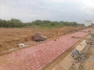 Đất nhà phố, nhà vườn Long Hậu, không gian sống xanh, thuận đường Nguyễn Hữu Thọ về Q7