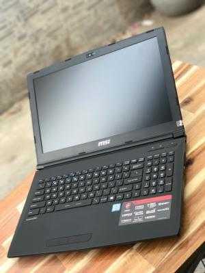 Laptop Gaming Msi GL62 6QE, i5 6300HQ 8G 1000G Full HD GTX950M Full hộp New 100% Giá rẻ