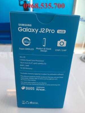 Điện thoại Samsung J2 pro 2018 tặng 1 thùng Coca