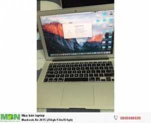 Macbook Air 2015 (256gb/13in/i5/4gb)