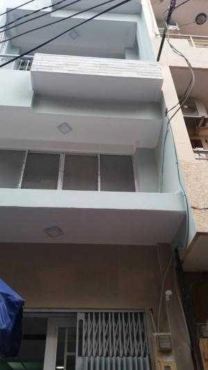 Bán nhà HXH Phan Đăng lưu, 4 tầng, Phú Nhuận.