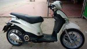 Xe máy liberty.nữ đi rất giữ gìn. Đăng ký tháng 8 2012.