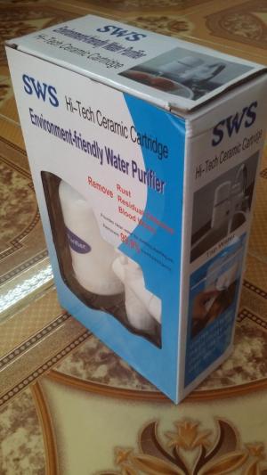 Bộ lọc nước tại vòi - SWS