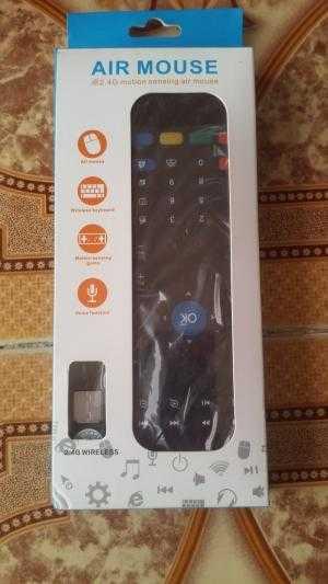 Chuột bay KM-800 Dành Cho Tivi Box - Android TV Box