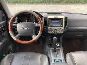 Bán Ford Everest Limited 2.5AT màu xám số tự động sản xuất 2015 full ôptions