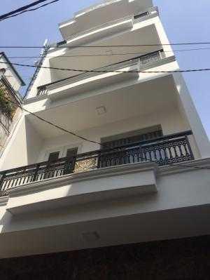 Bán gấp nhà hẻm Thăng Long, Tân Bình, 60m, ngang 4m.