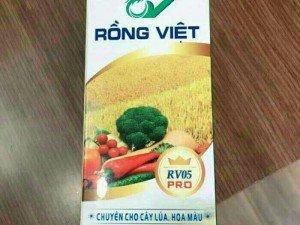 Phân Bón Sinh Học Cao Cấp Rồng Việt Rv05