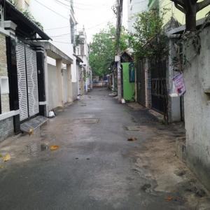 Nhà 1 lầu, 150m (8x19), hẻm 5m, gần Văn Thư Lưu Trữ, Dương Quảng Hàm, phường 6