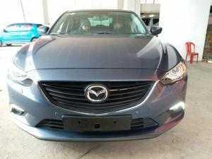 Mazda 6 2.5 Sản xuất 2016, đăng ký 10/2016, màu Xanh