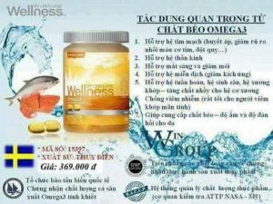 Dầu cá omega3