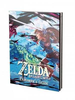 Zelda breath of the wild explorer's guilde nguyên seal US