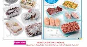 Hotline mua hàng Hộp bảo quản thịt cáTupperware trong ngăn đông tủ lạnh : 0931 314 148 Tupperware Nguyễn Cư Trinh  192 Nguyễn Cư Trinh, Phường Nguyễn Cư Trinh, Quận 1