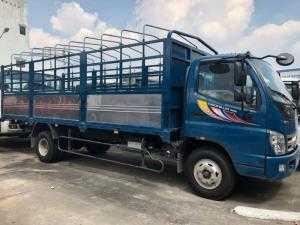 Cần bán xe Thaco OLLIN 700B, tải trọng 7 tấn, thùng dài 6m15, đời 2017, hỗ trợ trả góp 75%