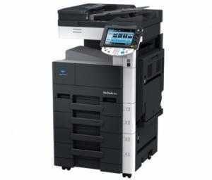 Máy photocopy KONICA MINOLTA BIZHUB 454e sẵn hàng