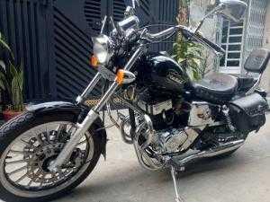 Moto rebel 125c màu đen 2k10 bstp chính chủ...