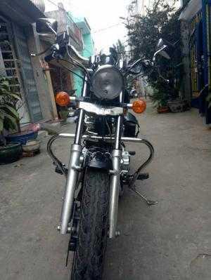 Moto rebel 125c màu đen 2k10 bstp chính chủ mới 95%