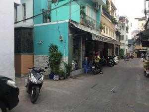 Nhà P.1 Đinh Tiên Hoàng đẹp mới tinh giáp Q.1 gần chợ bệnh viện siêu thị