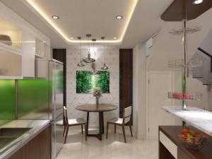 Bán gấp nhà đẹp Nguyễn Văn Đậu, Bình Thạnh, hẻm rộng, 44m, nở hậu