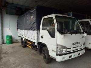 Bán xe tải Isuzu 3t5- 3.5 tấn - 3.4 tấn - 3t4 - 3500 kg - Hỗ trợ trả góp ngân hàng 90%