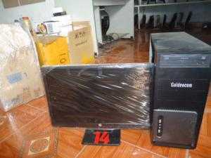 Bộ máy bàn G31 + màn hình hp 20in đèn led đời cao