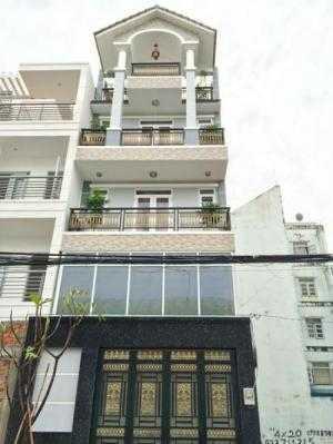 Bán gấp nhà 3 tầng Nguyễn Xí, 4,5x14m, 6,8 tỷ, sổ hồng.