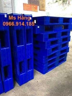 Pallet nhựa PL01HG,pallet nhựa nâng hàng 36 nút chống trượt