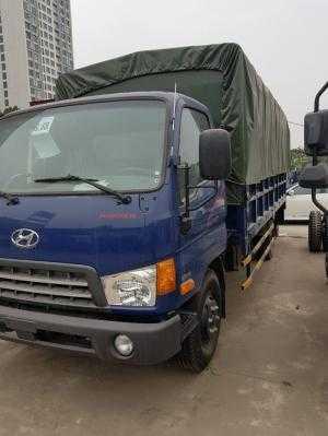 Hình ảnh xe xà thùng xe tải HD 800 8t