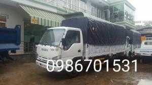 Xe tải Isuzu Vĩnh Phát 3.5 tấn khuyến mại đăng ký đăng kiểm