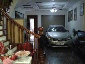 Bán nhà liền kề KĐT Văn Khê,Hà Đông. 83 m2. 5 tầng. Ô tô vào nhà.