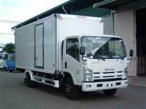 Thông số kỹ thuật xe tải Isuzu 3.5 tấn.