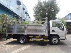 Xe tải jac 2 tấn 4, jac 2,4t, jac 2,5 tấn vào thành phố